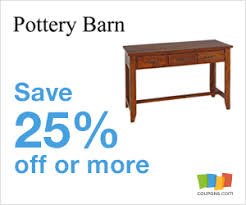 Up to  off Pottery Barn Coupons Promo Codes 2018