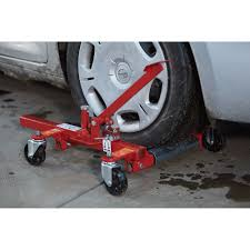 100 Tow Truck Dollies Ironton HeavyDuty Mechanical Wheel Dolly 1250Lb Lift Capacity