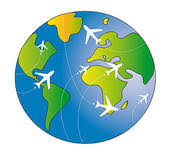 World Travel Stock Illustrations