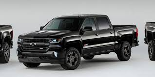 Silverado Bed Sizes by 2016 Chevrolet Silverado 1500 Midnight Vehicles On Display