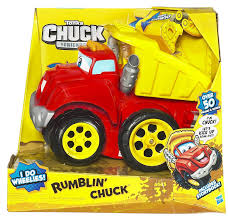 99 Chuck And Friends Tonka Trucks Amazoncom Interactive Rumblin Toys Games