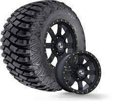 100 Truck Rim MRT Tire XRox DD MRTMotoRaceTire