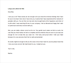Sample Love Letters to Boyfriend 16 Free Documents in Word PDF