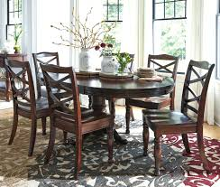 Ashley Furniture Dining D69 Room Bench D199 00 Table Set Tables Round