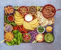 diy mexican with this epic taco board recipe and
