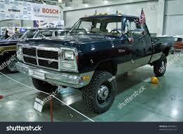 100 Antique Dodge Trucks MOSCOW SEPTEMBER 16 RAM 1993 Stock Photo Edit Now 85907857