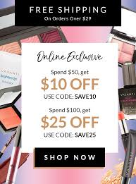 VASANTI COSMETICS CANADA COUPON CODES: Save $10 Off $50 & $25 Off ... Pencil By 53 Coupon Code Penguin Mens Clothing Glossybox Advent Calendar 10 Off Coupon Hello Subscription Makeupbyjoyce Swatches Comparisons Nars Velvet Matte Seadog Architectural Tour Hottie Look Coupons Promo Discount Codes Wethriftcom Wwwcarrentalscom With Beauty Purchase Saks Fifth Avenue Dealmoon Sarah Moon Lipstick Rouge Indisecret Lip Nars Available Now Full Spoilers Cosmetics The Official Store Makeup And Skincare