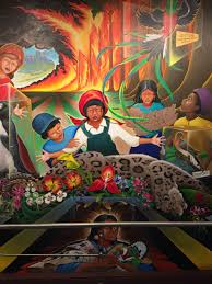 Denver International Airport Murals Meaning by Modern Perspective