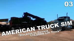 STOCKTON TO OXNARD - 116,000LB LIFT TRUCK | American Truck ... Silverado 3500 Lift For Farming Simulator 2015 American Truck Lift Chassis Youtube Ram Peterbilt 579 Hauling Integralhooklift V13 Final Mod 15 Mod Euro 2 Update 114 Public Beta Review Pt2 Page Gamesmodsnet Fs17 Cnc Fs15 Ets Mods Driving From Gallup Oakland With Lifted Ford Raptor Simulator 2019 2017 Scania Hkl Truck Fs Lvo Vnl 670 123 Mods Dodge