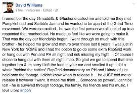 Pumpkinhead Rapper Dead by Hip Hop Community Mourns Pumpkinhead U0027s Death Battle Rap