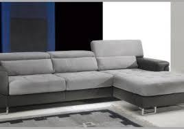 canapé gris et blanc pas cher canapé d angle gris et blanc pas cher 929770 canapé d angle