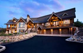 Northwest Home Design by Pacific Northwest Home Designs Homes With Luxury Pool And Garden