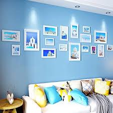 foto wanddekoration bilderrahmen wand wohnzimmer esszimmer