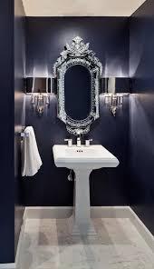 Royal Blue Bathroom Decor by Best 25 Navy Blue Bathroom Decor Ideas On Pinterest Navy