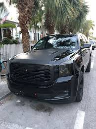 100 Yukon Truck Blacked Out 2018 Denali Denali Cars S