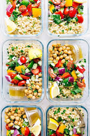 Greek Couscous Salad Healthy Meal Prep Ideas Ready In 30 Minutes Or Less