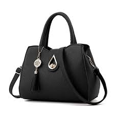 zixing sac à femme sac bandoulière pu cuir sac porté épaule