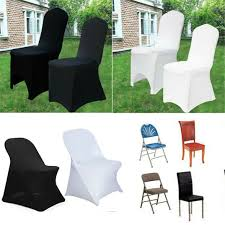 Details About 100PCS Lycra Fitted Stretchable Wedding Party Banquet Folding  Seat Chair Covers Top 10 Most Popular White Lycra Wedding Chair Cover Spandex Decorations For Chairs At Weddingy Marvelous Chelsa Yoder Nicetoempty 6 Pcs Short Ding Room Chair Covers Stretch Removable Washable Protector For Home Party Hotel Wedding Ceremon Rentals Two Hearts Decor Cloth White Reataurant Outdoor Stock Photo Edit Now Summer Garden Civil Seating With Cotton Garden Civil Seating Image Of Cover Slipcovers Rose Floral Print Efavormart 40pcs Stretchy Spandex Fitted Banquet Luxury Salesa083 Buy Factorycheap Coversfancy Product On Alibacom