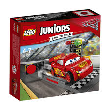 LEGO Juniors Lightning McQueen Speed Launcher - Buy At Kidsroom ...