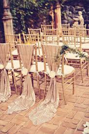 Wedding Decor Chair Decorations For Ceremony Theme Ideas Casual Simple Cool