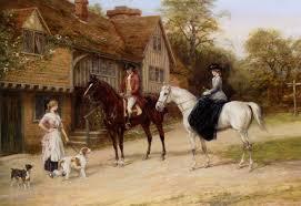 100 Gamekeepers The Daughter Heywood Hardy Romantic Scenes In Art