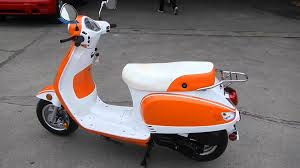 2012 Tao Roman 150 Scooter