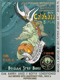 Jolly Pumpkin Artisan Ales by Jolly Pumpkin Anchorage Calabaza Boreal
