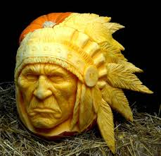 Easy Shark Pumpkin Carving by Halloween Pumpkin Carving A Large Pumpkin Eating A Small Pumpkin