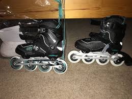Size 38 Women's Rollerblades   In Balham, London   Gumtree Scrub Mountainboard Skate Truck 10mm Hollow Atbshopcouk Holey Moley Golf Club Brisbane Family Explorers Rollers Our Donuts Are Hand Crafted And Made From All Buy Rogue Precision V2 160180 Mm At The Longboard Shop In The Brushless Dual 6kw Alien Power System Electric Endless Crail Downhill Speed Hague Skateboard Trucks Ads Buy Sell Used Find Great Prices Oklahoma City Food Trucks Roaming Hunger 176 Silver Skater Hq Wackyboards Dreamfarm Spadle Fire Red For 1495 Kitchenware