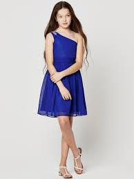 baby party dress blue boutique prom dresses