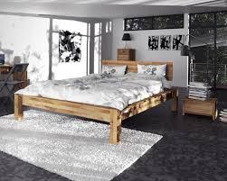 the beds massivholz bett hoch