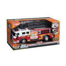 ToyState Toy State Road Rippers Multicolored Plastic 14-inch Rush ... Toystate Toy State Road Rippers Multicolored Plastic 14inch Rush Rescue Firetruck Big R Stores Road Rippers Skidders Ford Mustang Electronic Car Brand New Top 3 Emergency Vehicle Toys Police Suv Fire Engine 13 Hook Ladder Fire Truck 34555 Red Products Big W Toy State Dept Engine 26 Pumper Hazmat Lights And Sounds Motorized Amazing Brigade Lights Sounds Youtube Amazoncom 14 And Police Mini Assorted 68501