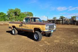 100 1978 Dodge Truck Power Wagon Adenturer W200 Pinterest