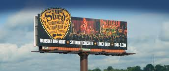 The Shed Maryville Tn Facebook by Lamar Advertising Knoxville