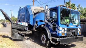 100 Garbage Truck Youtube Various S P3 YouTube