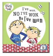 Charlie And Lola Ive Won NO IVE WON No By Lauren Child Puffin Books Narrated For Me The Cast Of