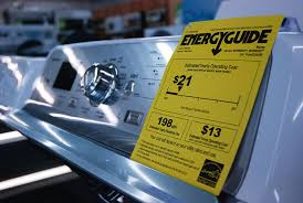 What Does An EnergyGuide Label Tell You
