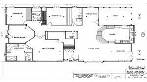 100 Small Trailer House Plans Double Wide Lgi Homes Floor