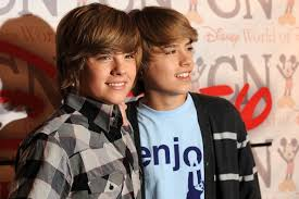 dylan sprouse and cole sprouse photos photos cast of the suite