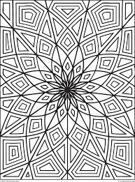 29 Printable Mandala Abstract Colouring Pages For Meditation