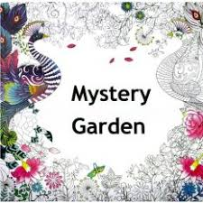 1pcs Mystery Garden 2016 New Secret An Inky Treasure Hunt And Coloring Book For Children Adult Relieve Stress Kill Time Graffiti Painting Drawing