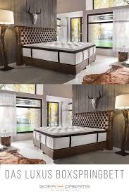 boxspringbett luxor antik luxusschlafzimmer möbel