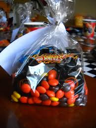 99 Monster Truck Party Favors Favor Cookie Bag Peanut Butter Chocolate