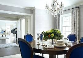 Velvet Dining Room Chair Chairs Tufted Blue Mirrored Great Ideas For