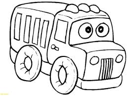 Little Kid Coloring Pages Beautiful For Kids Trucks Colorings ...
