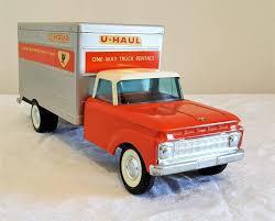 Nylint Toys Ford Cab Private Label U-HAUL Box Truck 60's V RARE MINT ...