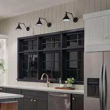 430cm 5050 Black LED Under Kitchen Cupboard Cabinet Strip Light Kit With UK Plug