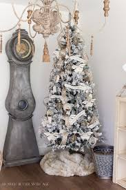 I Purchased Two Flocked Christmas Trees This Year And Here Is My Review On Both