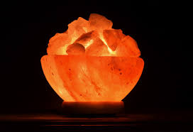 Who Invented The Salt Lamp by Free Images Rock Glowing Atmosphere Decoration Orange