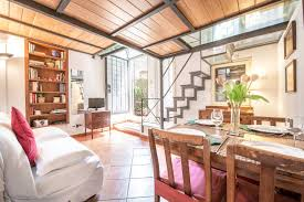 Local Natives Ceilings Meaning by Rome Entire Home Apt 2 Beds 4 Gueststrastevere Cottage Lofts